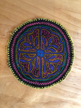 Load image into Gallery viewer, Altar Cloth - Shipibo design - Hand embroidery