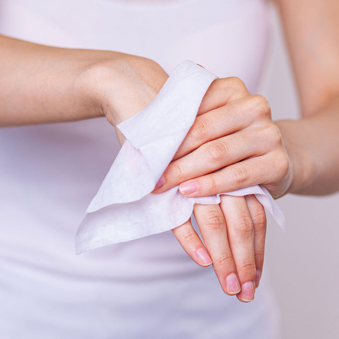 How effective are hand wipes against coronavirus?