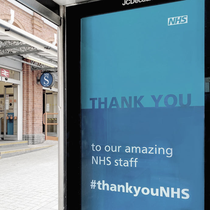 Supporting the NHS: Thank you to our key workers