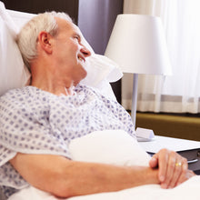 Load image into Gallery viewer, dymacare bed bath wipes are perfect for care homes, elderly patient care and disabled users.
