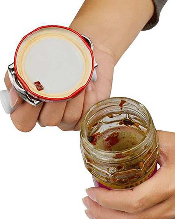 Manual Easy Can Jar Opener Adjustable 1-4 Inches Cap Lid Openers