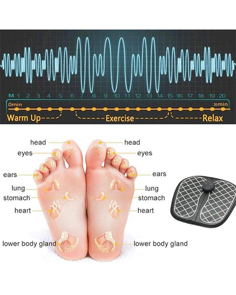 Eletric Foot Massage Mat