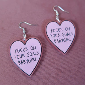 FOCUS ON YOUR GOALS BABYGIRL COLLECTION