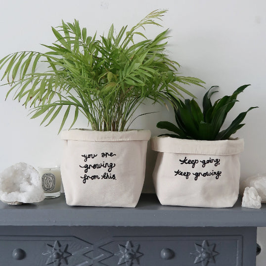 PLANT POT COVERS