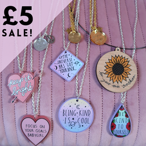 £5 FLASH SALE!