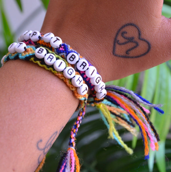 keep it bright bracelets