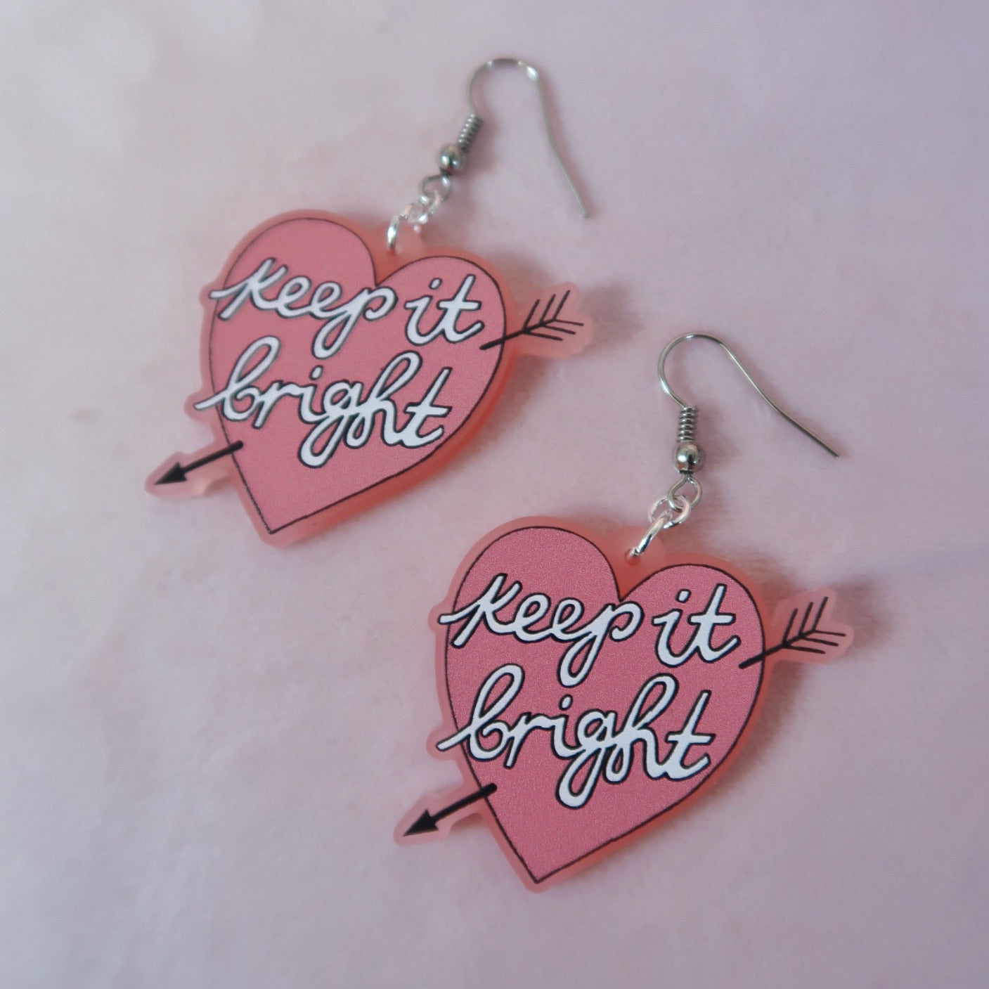 keep it bright earrings