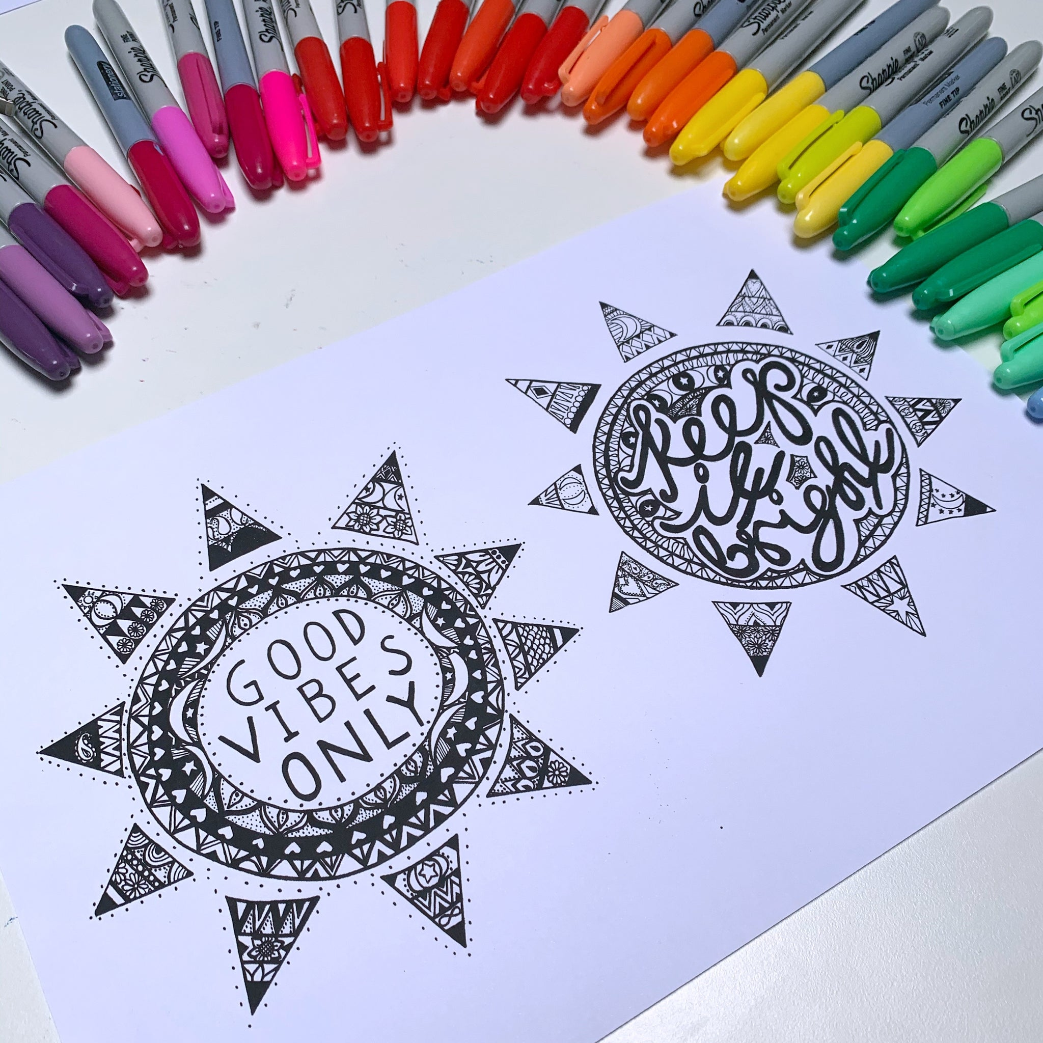 FREE colouring-in sheet (print-at-home)