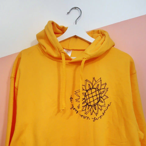 be your own sunshine hoodie v.1