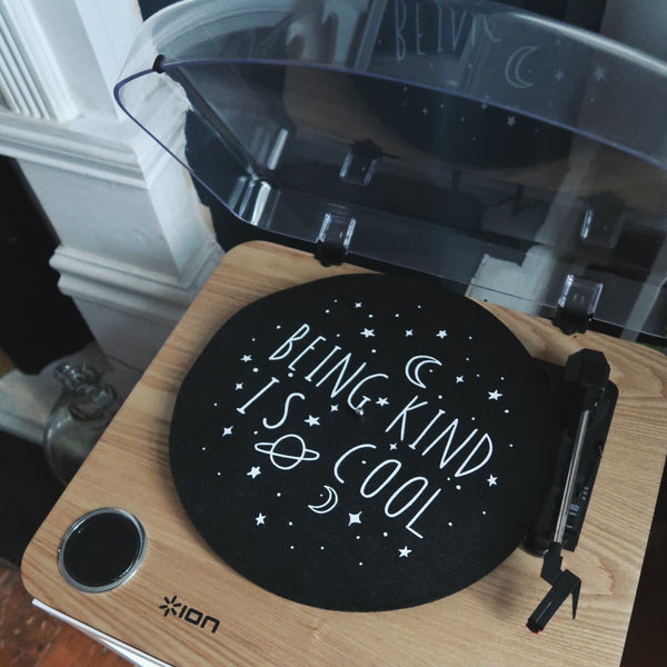 being kind is cool slipmat / wall decor
