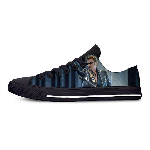 Chaussure Johnny Hallyday Marque officiel