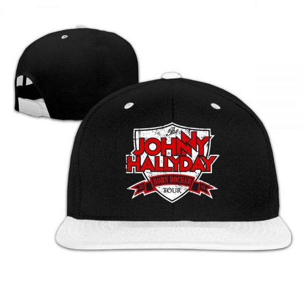 Casquette Johnny Hallyday Naissance Rock
