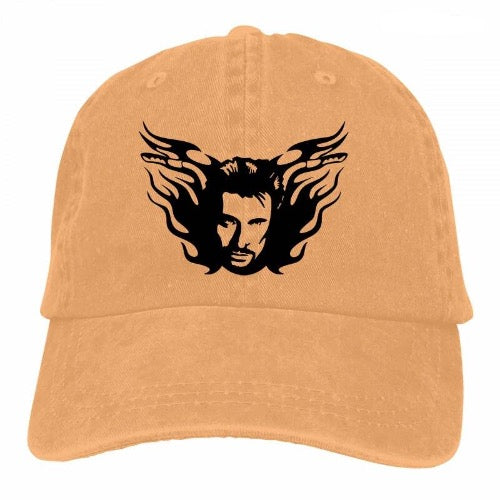 Casquette Jeans Johnny Hallyday