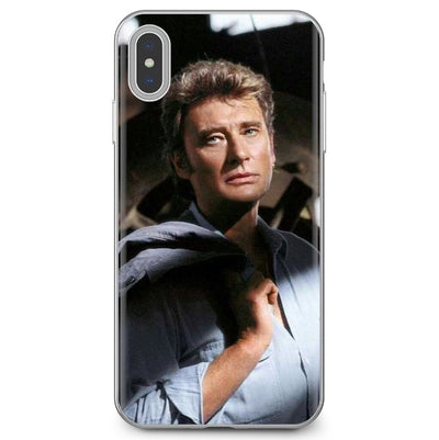 les Coques iPhone Johnny Hallyday