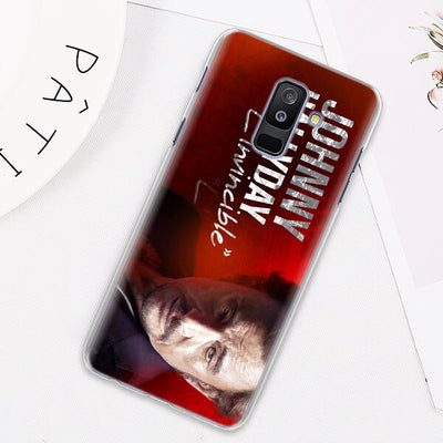 Coque Samsung Johnny Hallyday Galaxy J couverture