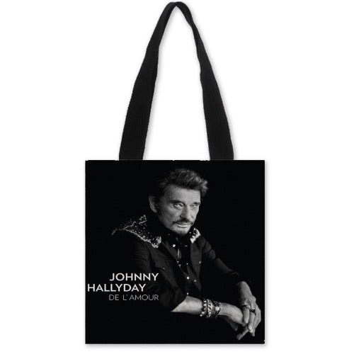 sac à main Johnny Hallyday de l'amour