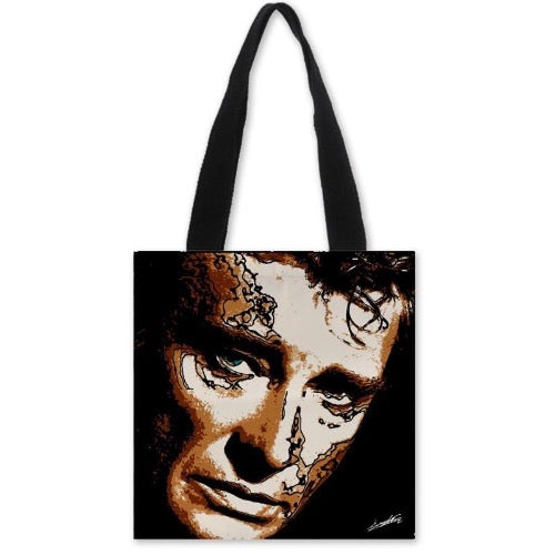 sac à main original Johnny Hallyday