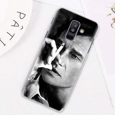 Coque Samsung Johnny Hallyday Galaxy J remember
