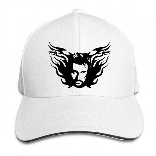 Casquette Classique Johnny Hallyday