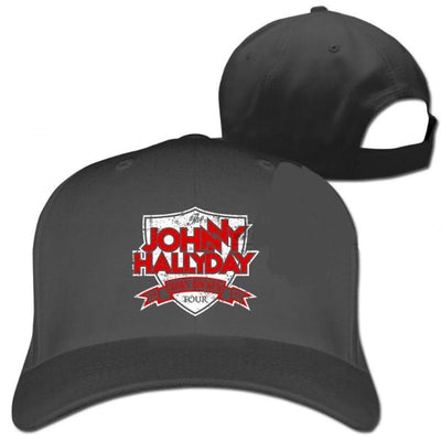 Casquette Johnny Hallyday Collector