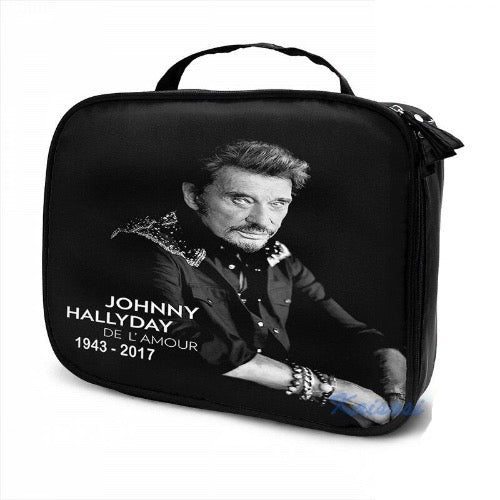 Sac ordinateur business Johnny Hallyday