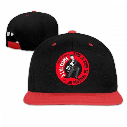 Casquette Baseball Johnny Hallyday Olympia