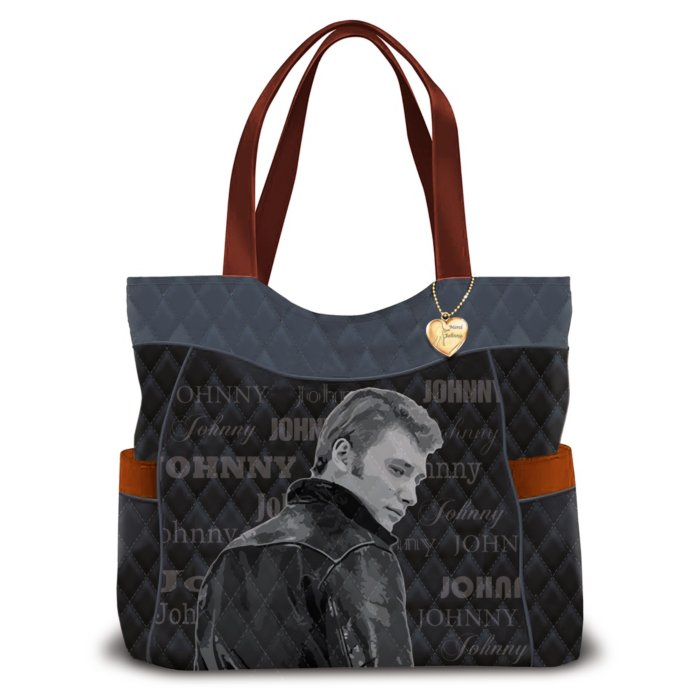 Sac à Main Johnny Hallyday