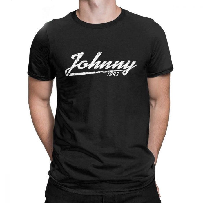 T-shirt Johnny Hallyday Hommage