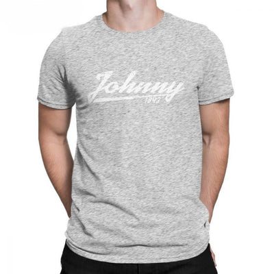 Un T-shirt Johnny Hallyday Hommage