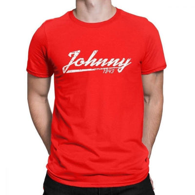 T-shirt Johnny Hallyday en Hommage