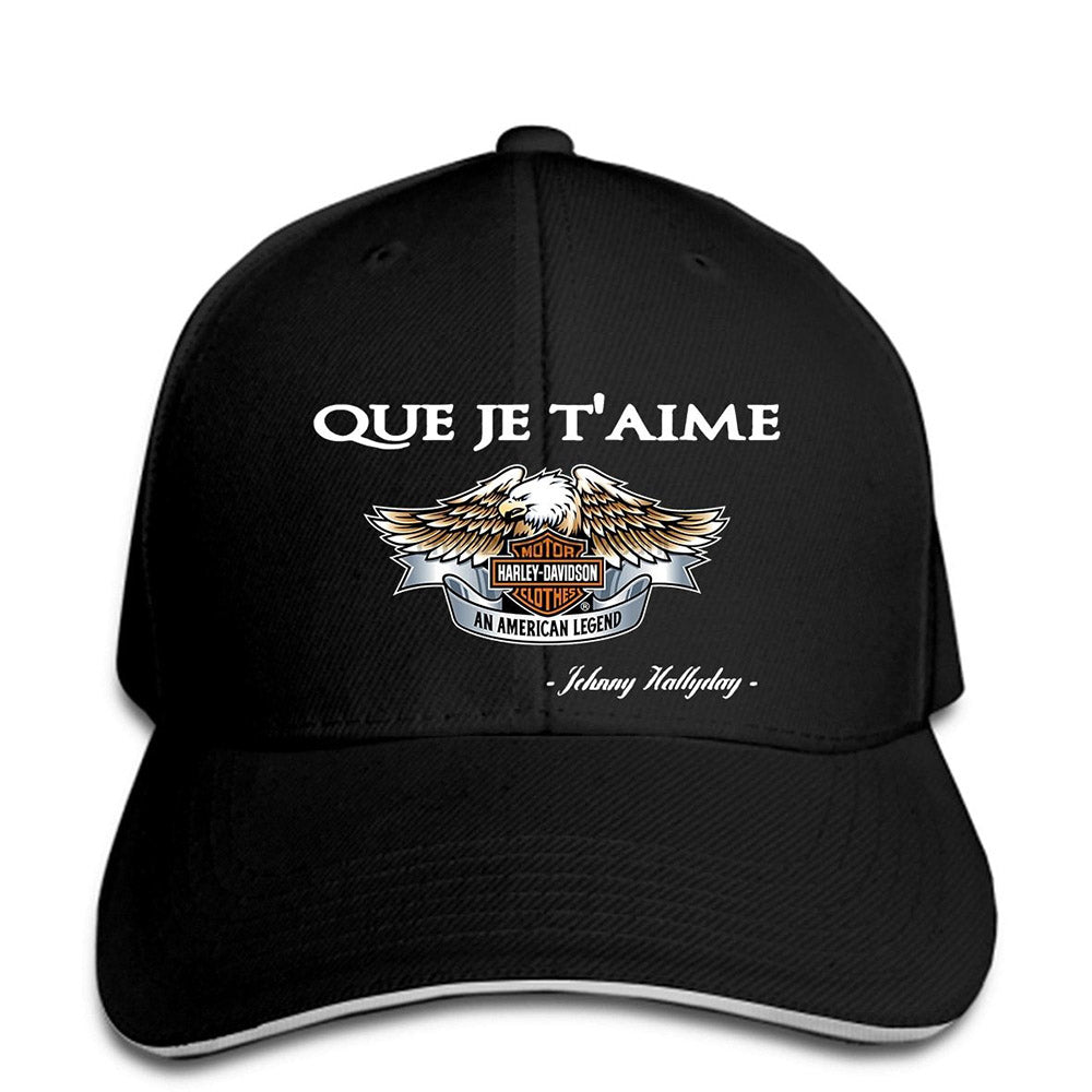 Casquette Johnny Hallyday