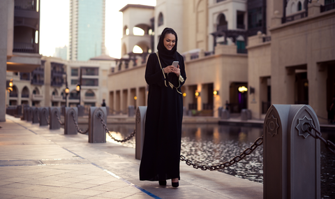 what shoes to wear with abaya