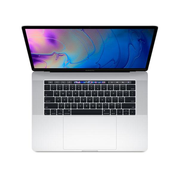 Apple 15-inch MacBook Pro with Touch Bar 2.2GHz 6-core 8th-generation Intel Core i7 processor 256GB - Silver