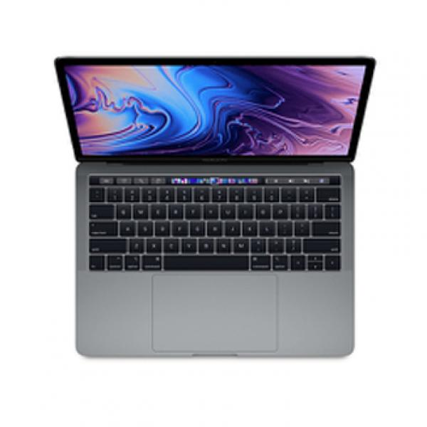 Apple 15-inch MacBook Pro with Touch Bar: 2.6GHz 6-core 8th-generation Intel Core i7 processor, 512GB - Silver