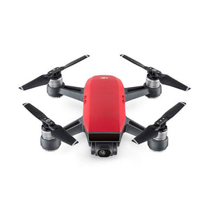 DJI Spark Mini Drone Lava Red