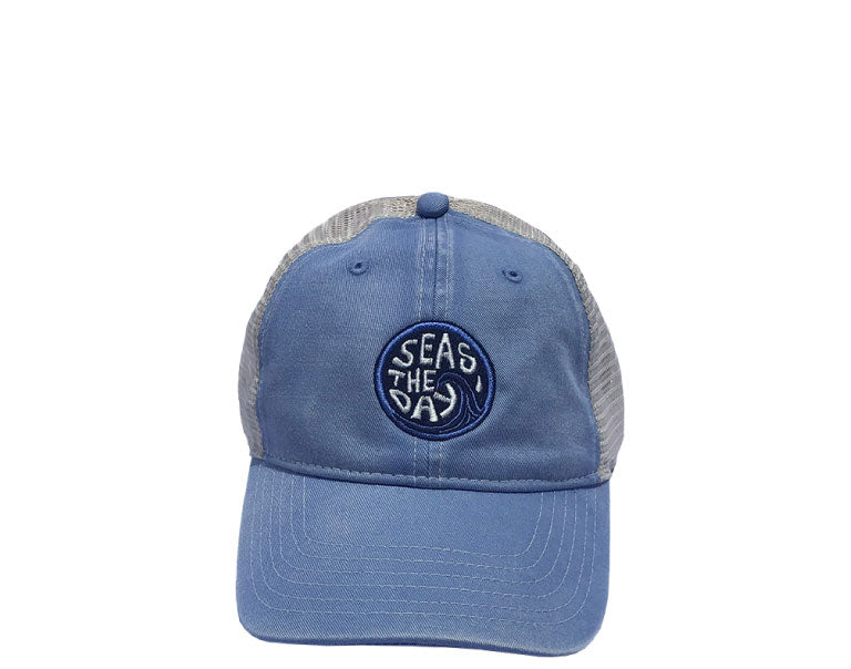 Seas the Day Trucker Cap