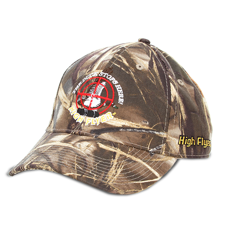 KICK'S HIGH FLYER CAMO CAP