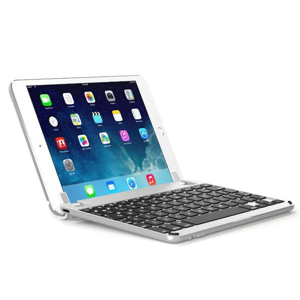 Brydge Mini II Keyboard for iPad Mini 4 - Silver