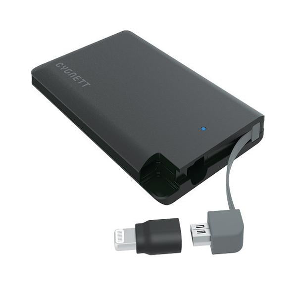 Cygnett 2,500 mAh Portable PowerBank