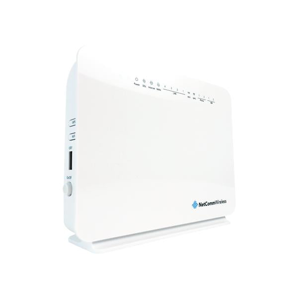 NetComm NF10WV N300 WiFi VDSL/ADSL Modem Router with VoIP