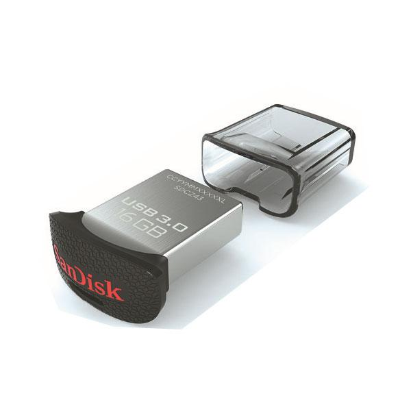 SanDisk Ultra Fit USB 3.0 Flash Drive 16GB