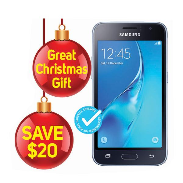 Telstra Prepaid Samsung Galaxy J1