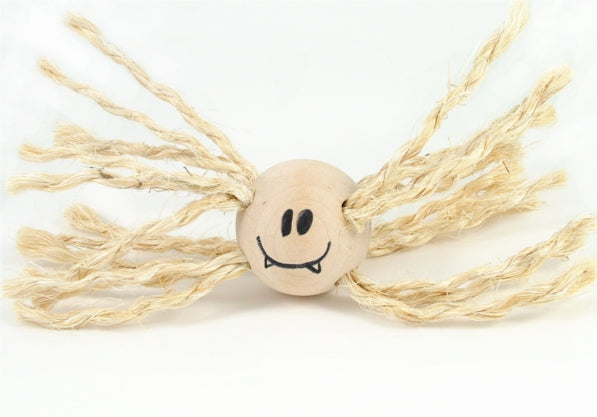 Daddy Long Legs Rabbit Toy - Natural