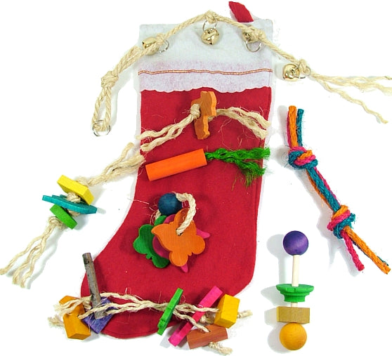 Rabbit Christmas Stocking