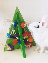 Load image into Gallery viewer, Crazy Christmas Tree Rabbit Toy
