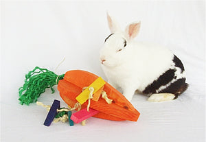 Crazy Carrot Rabbit Playground - Small