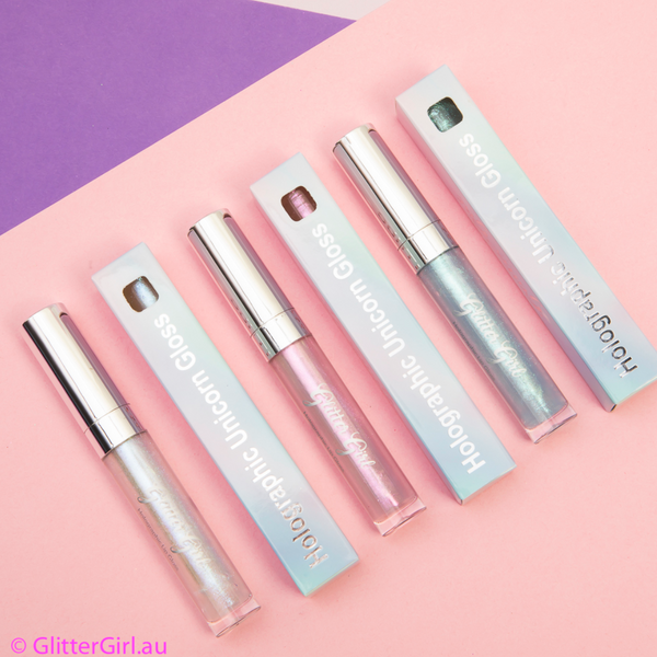Holograhic Unicorn Lip Gloss