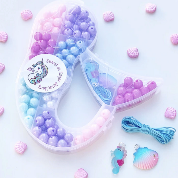 Bead Kit - Mermaid Tail