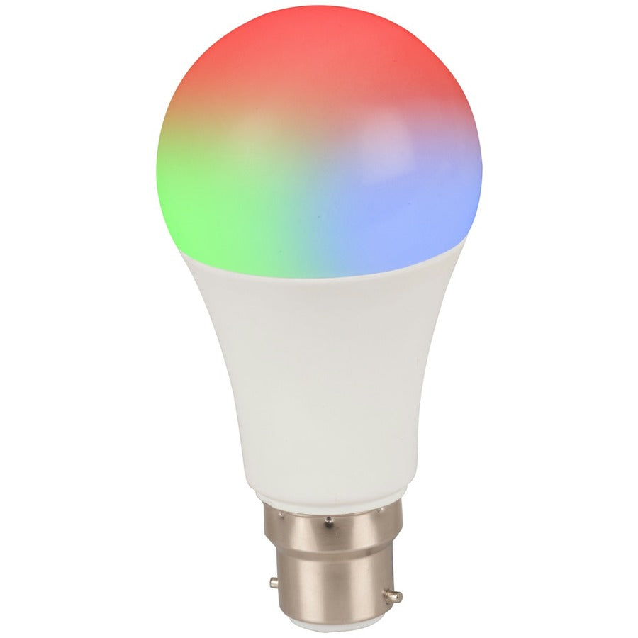 Smart Wi-Fi LED Bulb with Colour Change