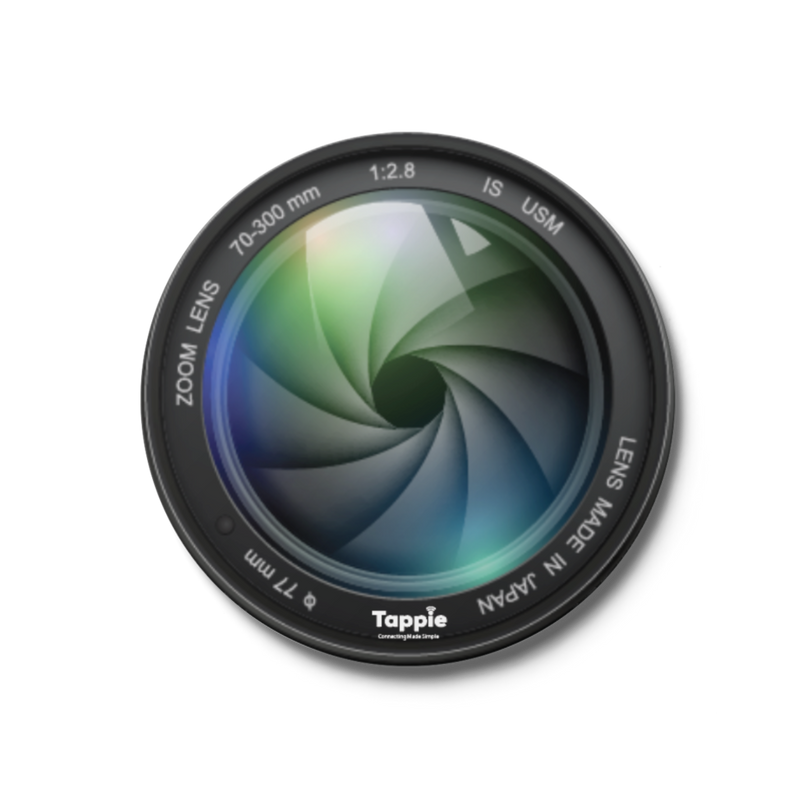 LIMITED EDITION Tappie™ Camera Lens